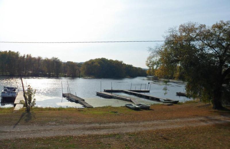 Docks at Drift Inn.