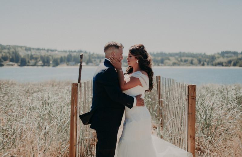 Weddings at The Resort at Port Ludlow.