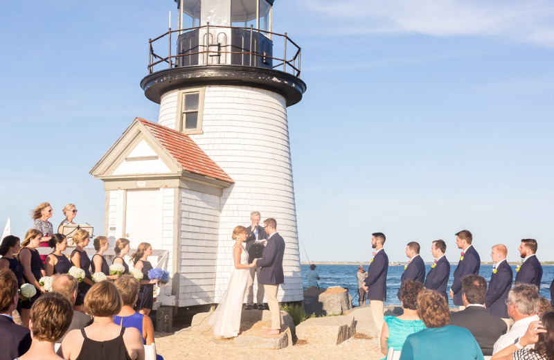 Wedding at The Nantucket Hotel and Resort.
