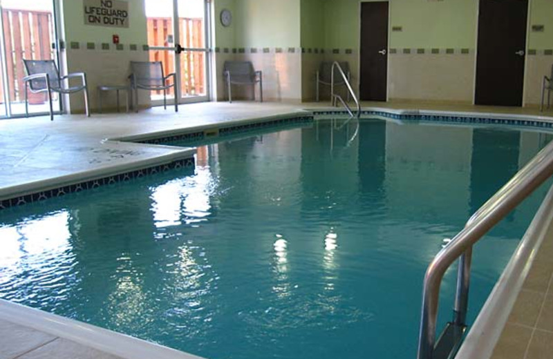 Indoor Pool at SpringHill Suites Houston Brookhollow