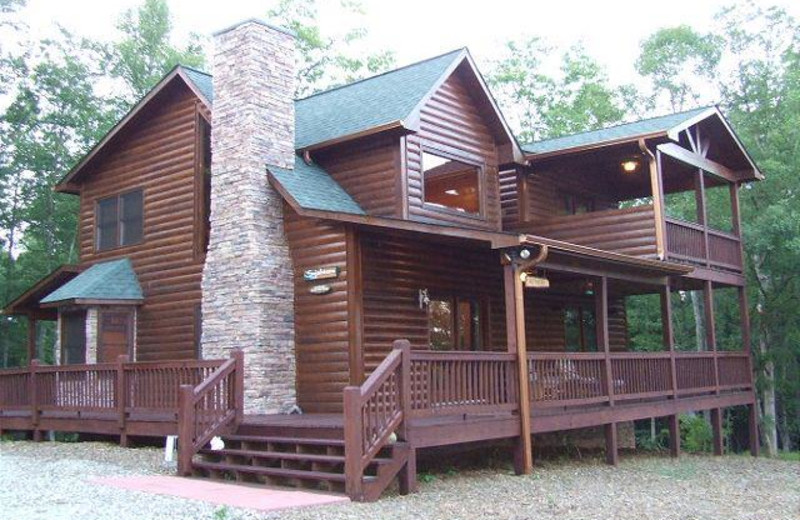BEAUTIFUL MOUNTAIN HOME LOCATED BETWEEN BLUE RIDGE AND BLAIRSVILLE