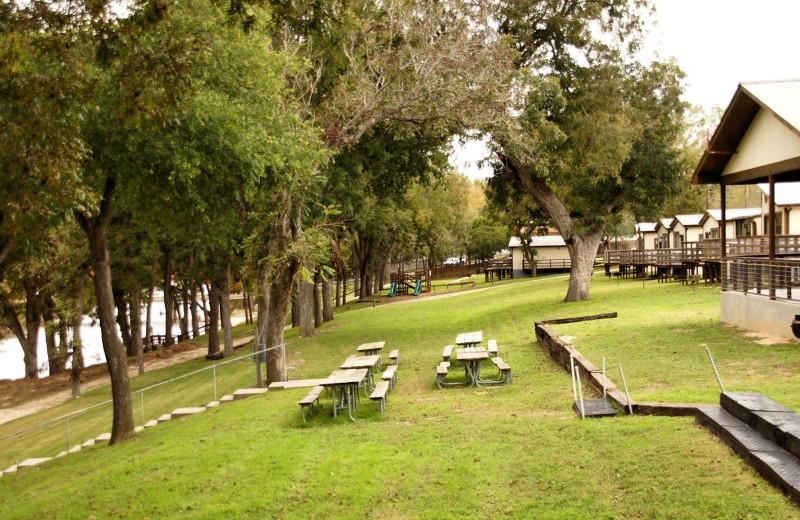 Exterior view of Rio Guadalupe Resort.