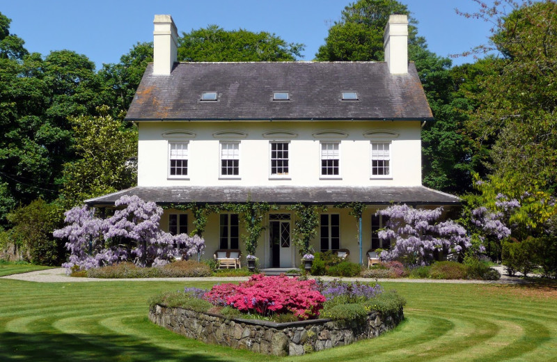 Exterior view of Plas Bodegroes.