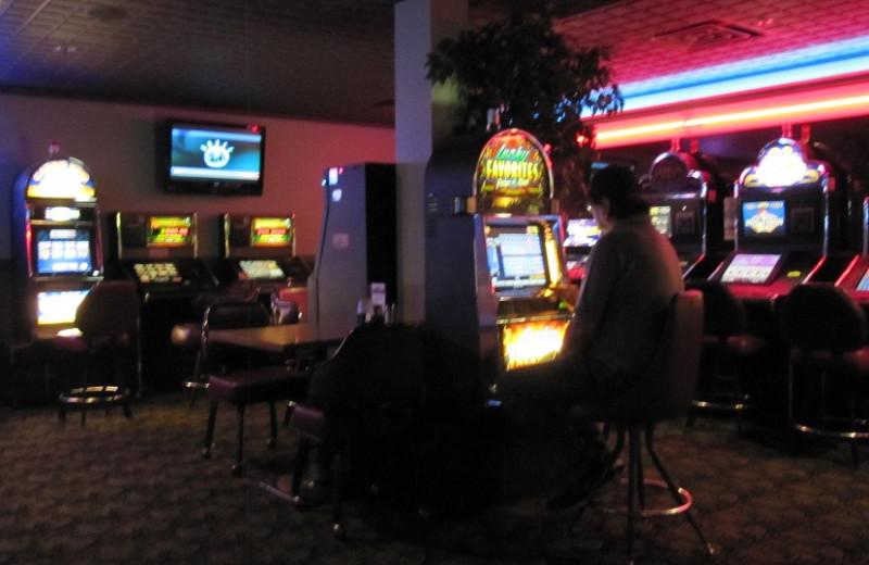 Casino at Jorgenson's Inn & Suites.