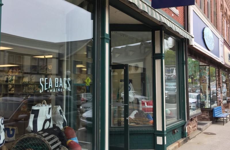 Shop near Mount Battie Motel.