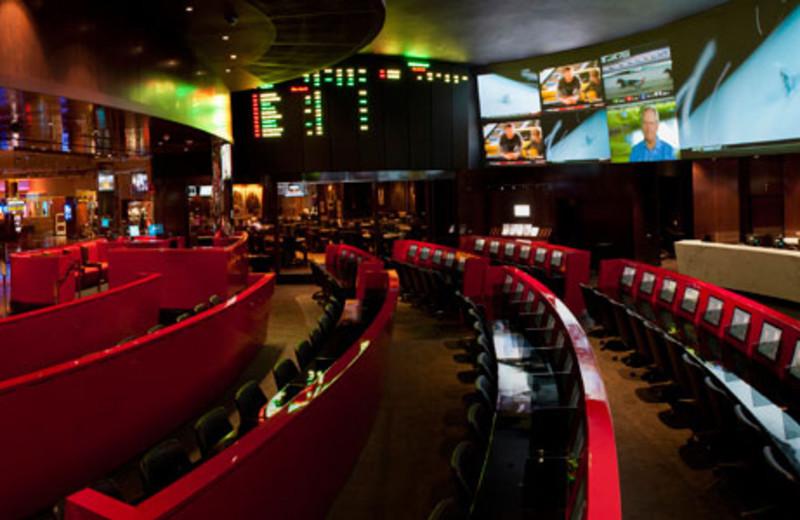 Casino Interior at Hard Rock Hotel