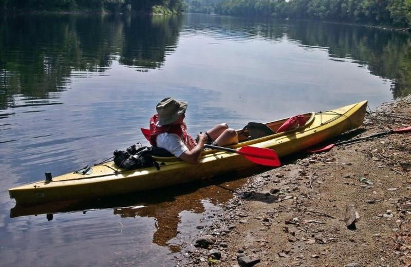 Water Activities at River View Resort