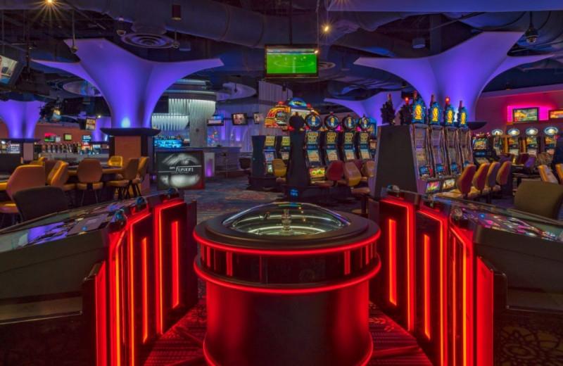 Casino at Sheraton Puerto Rico Hotel & Casino.