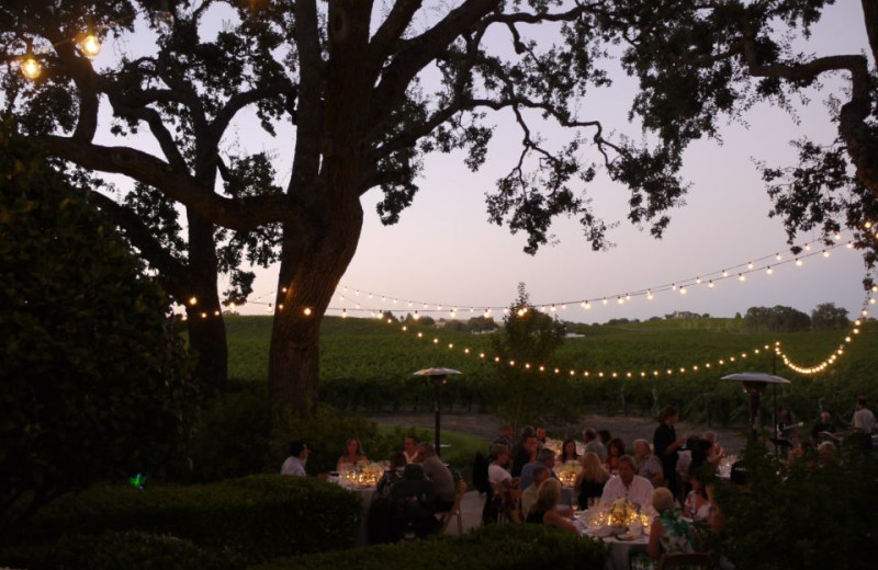 Outdoor Occasions at Summerwood Winery & Inn