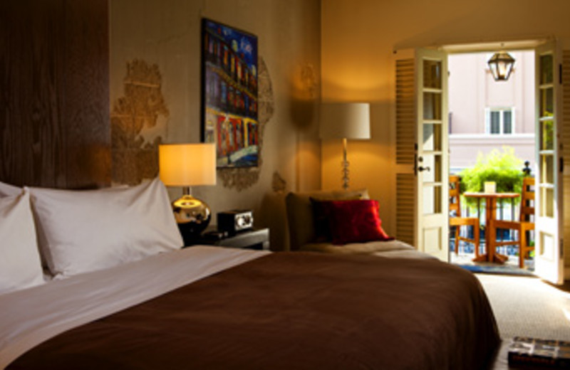 King Suite at W New Orleans - French Quarter