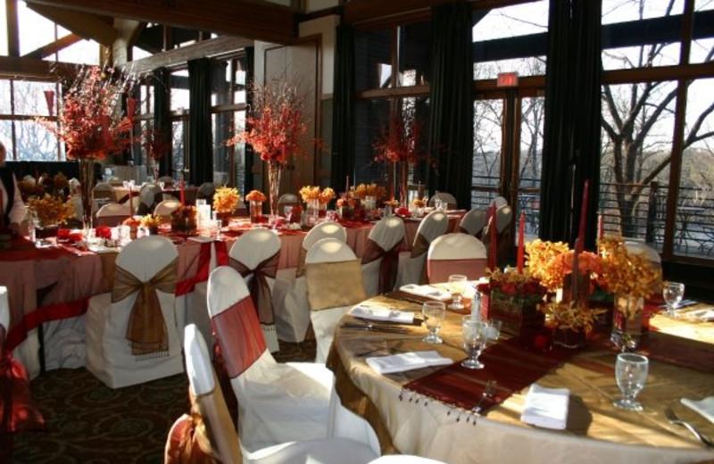 Wedding Setup at  Eagle Ridge Resort