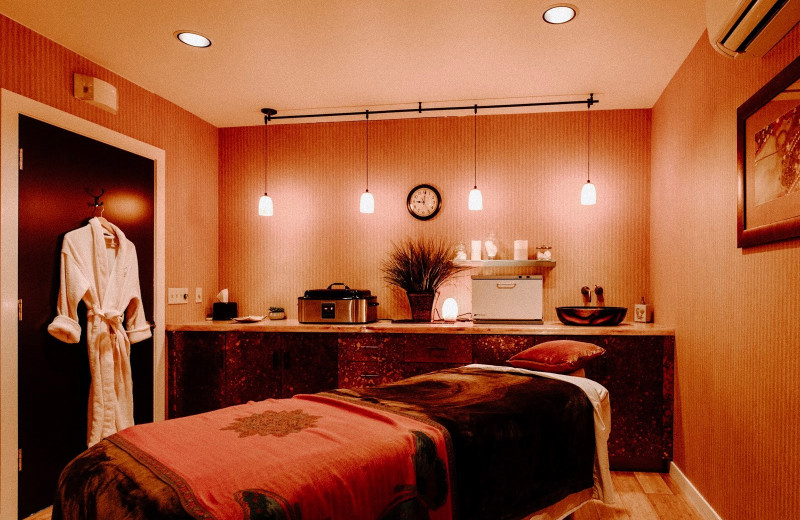 Spa at Hallmark Resort & Spa Cannon Beach.