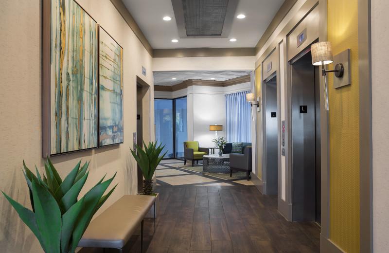 Interior at The Breakers Resort.