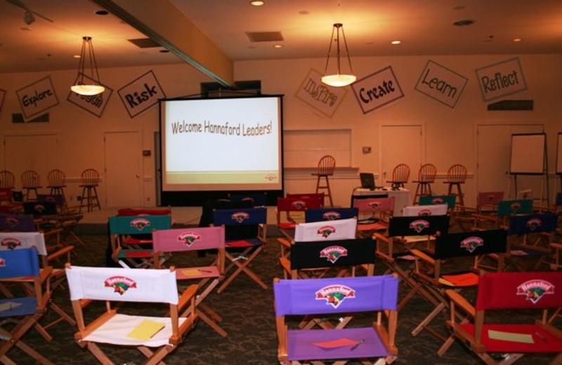 Meetings at Sebasco Harbor Resort.