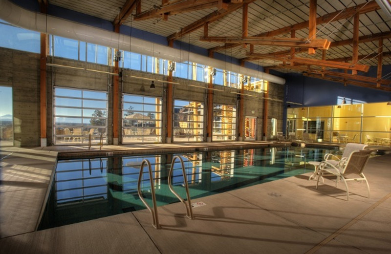 Indoor Swimming Pool at Brasada Ranch