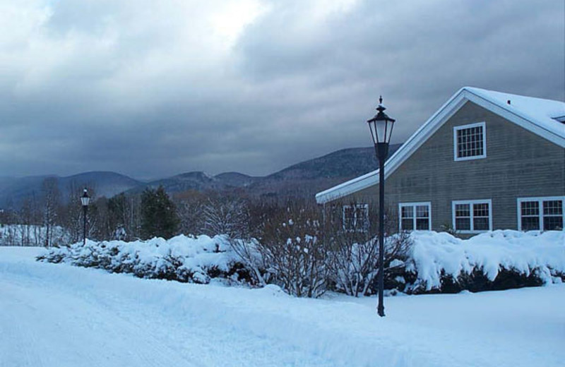 View from The Inn at Willow Pond.