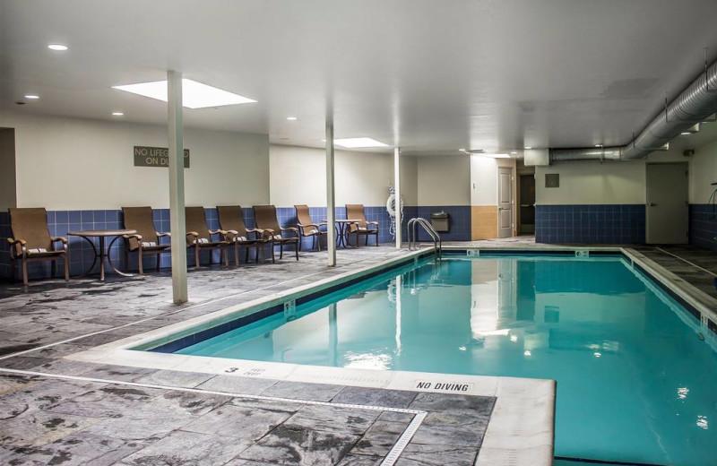 Swimming Pool at Westport Inn