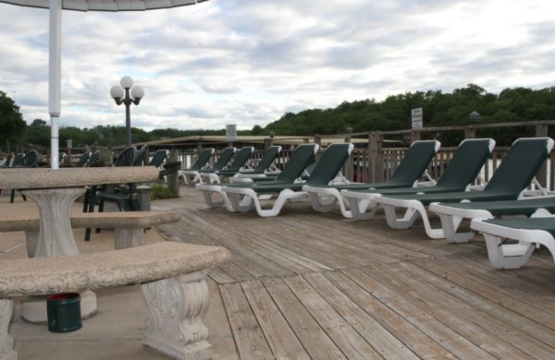 Seating Area at Summerset Inn Resort