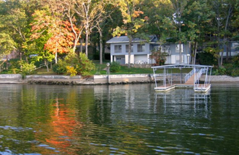 Exterior view at Mallard Point Resort.