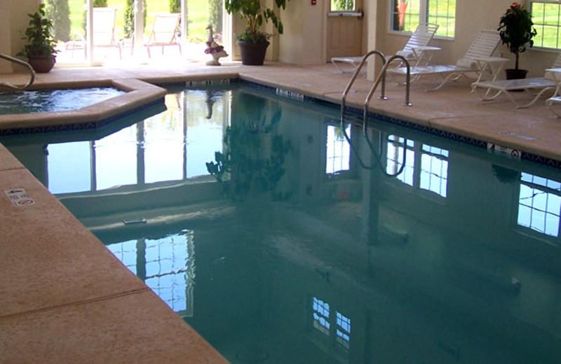 Pool View at Webb's Year-Round Resort