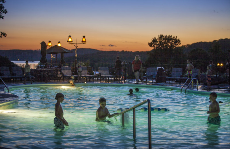 Outdoor Swimming Pool at Big Cedar Lodge