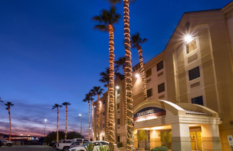 Exterior view of Candlewood Suites YUMA.