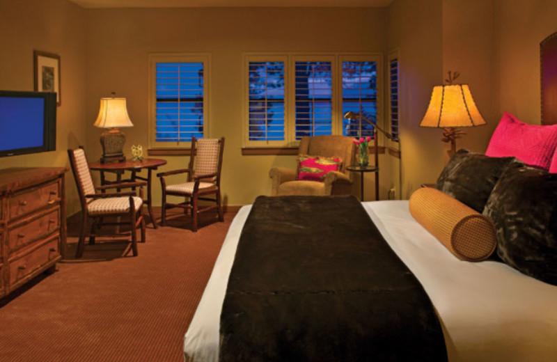 Guest Room at Hyatt Regency