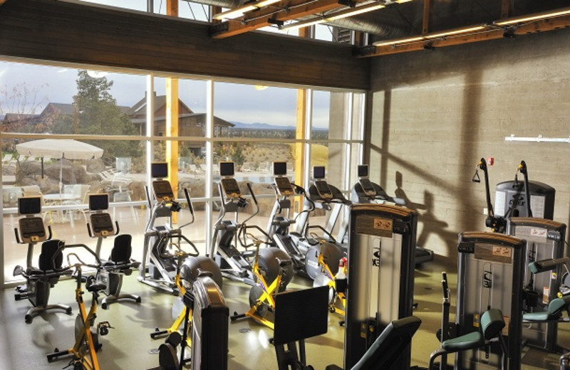 Fitness Center at Brasada Ranch