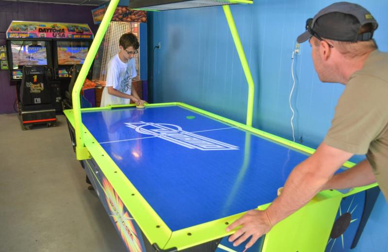 Arcade at Yogi at Shangri-La - Jellystone Park.