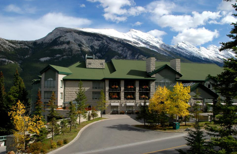 The Rimrock Resort Hotel Banff Alberta Resort Reviews Resortsandlodges Com