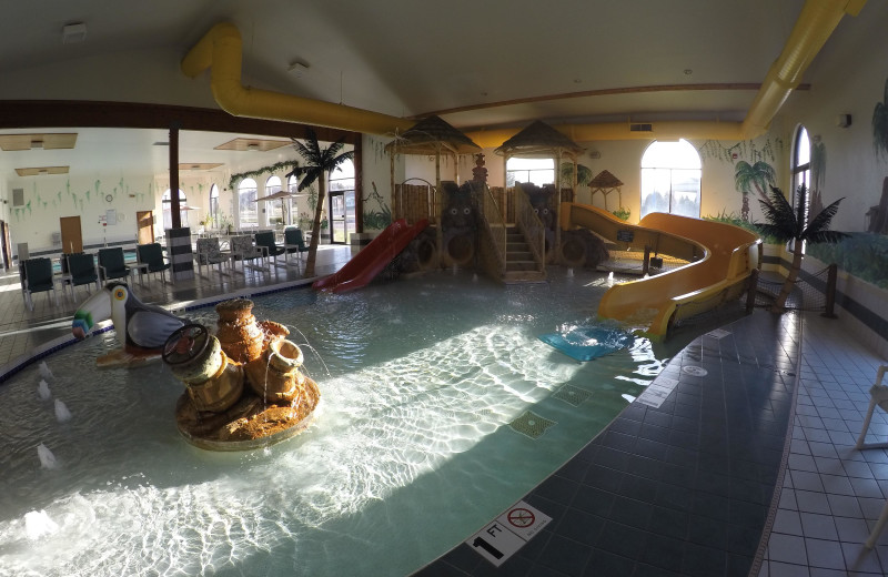 Waterpark at Alakai Hotel & Suites.