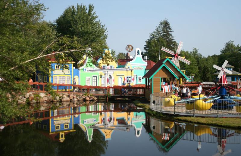 Amusement park near Eastern Slope Inn Resort.
