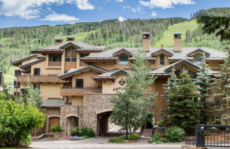 Exterior view of Antlers at Vail.