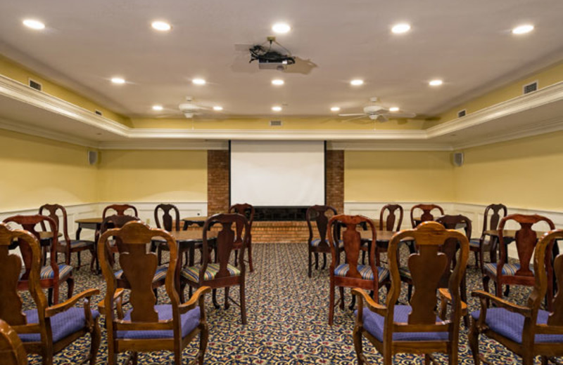 Conference room at Westgate Williamsburg.