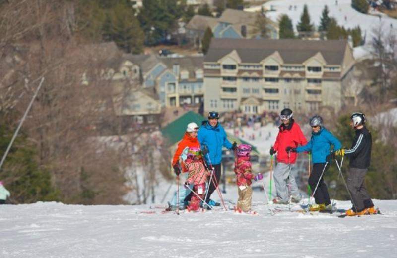 Family fun at Jiminy Peak Mountain Resort.