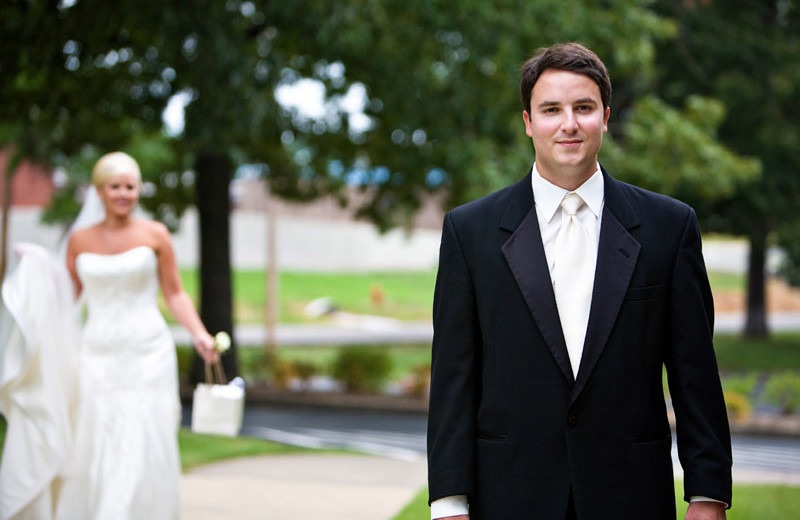 Wedding at Red Apple Inn and Country Club.