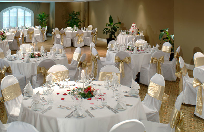 Wedding Reception at Bellasera Hotel