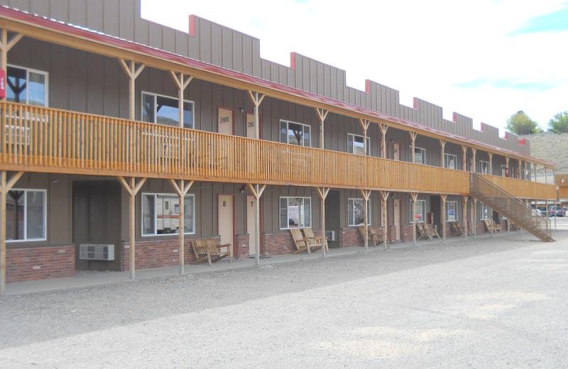 Exterior View at Big Bear Motel