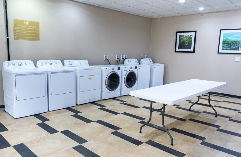 Laundry room at Candlewood Suites - Stevensville.