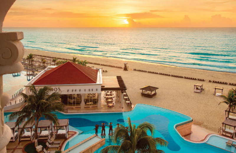 The Beachfront Hyatt Zilara - Cancun