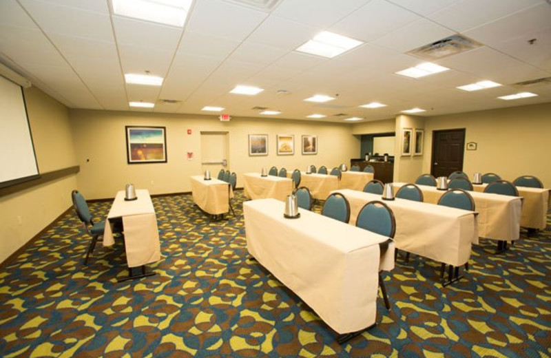 Conference room at Rosen Inn International.