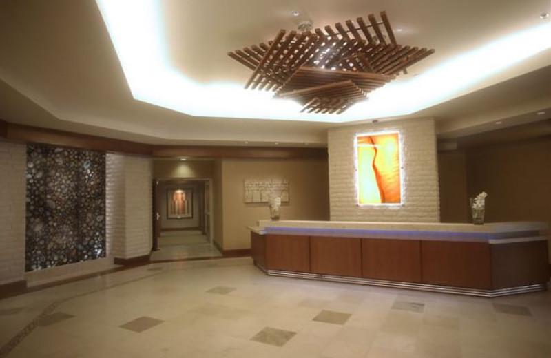Spa Lobby at Marriott Desert Springs Resort