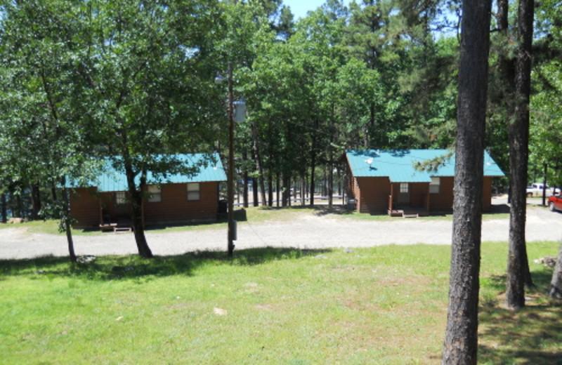 ... Cabin Exterior At Swaha Lodge ...