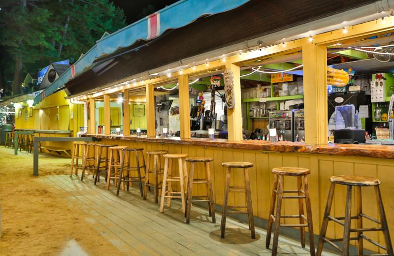 Dining at Naswa Resort.