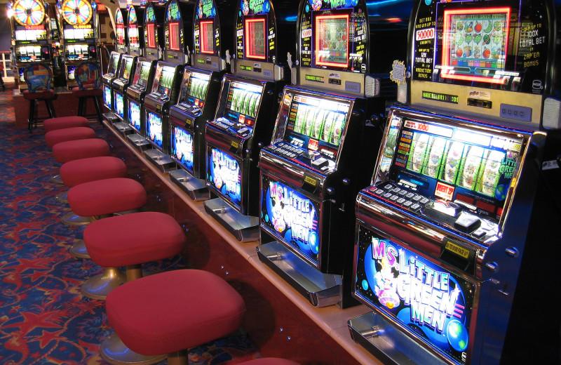 Casino near Northwoods Lodge.