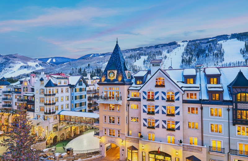 Winter at Arrabelle at Vail Square, A RockResort.