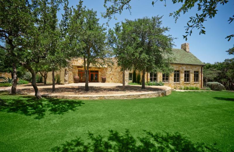 Exterior view of Travaasa Austin.