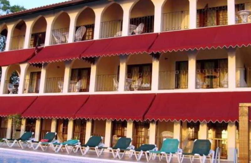 Exterior view of Mirage Resort Negril.