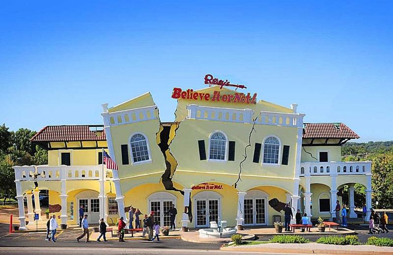 Ripley's Believe it or not near Rockwood Resort.
