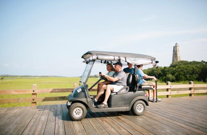 Golf at Bald Head Island Limited.